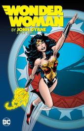 Wonder Woman Vol.2 (DC comics - 1987) -INT- Wonder woman by John Byrne Book three
