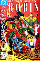 Showcase '93 (DC comics - 1993) -5- Issue # 5