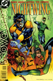 Showcase '93 (DC comics - 1993) -12- Issue # 12