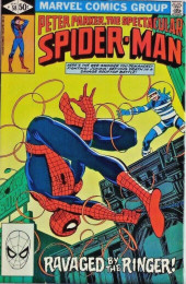 Spectacular Spider-Man (The) (1976) -58- Ring out the old in the new