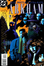 Showcase '94 (DC comics - 1994) -3- Issue # 3