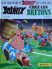 Astérix -8d1991- Astérix chez les Bretons