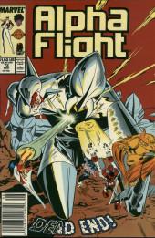 Alpha Flight (Marvel comics - 1983) -73- Homeward Bound