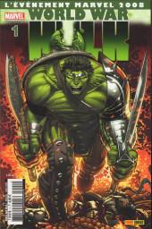 Hulk (World War Hulk) -1- Le destructeur
