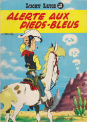 Lucky Luke -10a1969- Alerte aux Pieds-Bleus