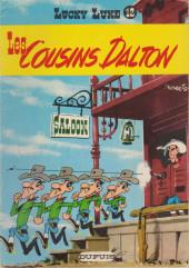 Lucky Luke -12b1970- Les cousins Dalton