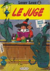 Lucky Luke -13b1969'- Le Juge