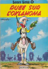 Lucky Luke -14a1969'- Ruée sur l'Oklahoma