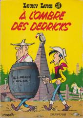 Lucky Luke -18b1968'- A l'ombre des derricks