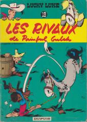 Lucky Luke -19b1969a- Les rivaux de Painful Gulch
