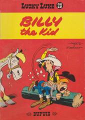 Lucky Luke -20a1969'- Billy the Kid