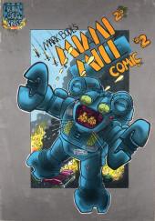 Miami Mice Comic -2- Miami Mice Comic #2