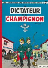Spirou et Fantasio -7a1962- le dictateur et le champignon
