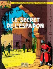 Blake et Mortimer (Les Aventures de) -2c2007- Le Secret de l'Espadon - Tome 2
