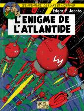 Blake et Mortimer (Les Aventures de) -7c2007- L'Enigme de l'Atlantide