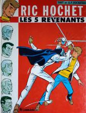 Ric Hochet -10c1983- Les 5 revenants