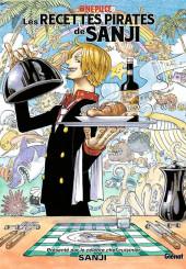 One Piece -HS29- Les Recettes pirates de Sanji