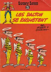 Lucky Luke -26a1969- Les Dalton se rachètent