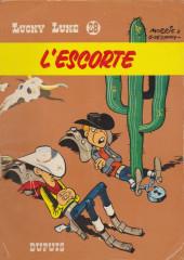 Lucky Luke -28a1970'- L'escorte