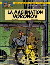Blake et Mortimer (Les Aventures de) -14a2008- La Machination Voronov