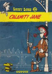 Lucky Luke -30a1970'- Calamity Jane
