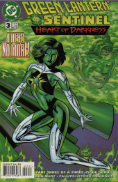 Green Lantern/Sentinel: Heart of Darkness (1998) -3- Father's Day