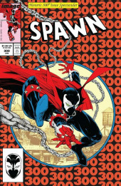 Spawn (1992) -300- Spawn 300 History making