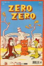 Zero Zero -13- Zero Zero #13