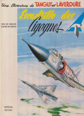 Tanguy et Laverdure -4b1972- Escadrille des Cigognes