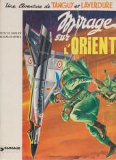 Tanguy et Laverdure -5d1977'- Mirage sur l'Orient