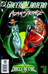 Green Lantern and Adam Strange (2000) -1- We Rann All Night