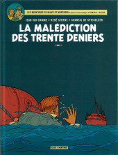 Blake et Mortimer (Les Aventures de) -19b2018- La Malédiction des trente deniers - Tome 1