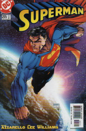 Superman Vol.2 (DC comics - 1987) -205VC- For Tomorrow, Part Two