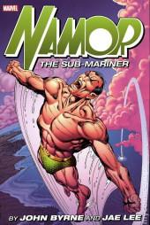 Namor, The Sub-Mariner Omnibus (2019) - Namor by John Byrne