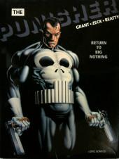 Punisher: Return to Big Nothing (1989) -GN- Return to Big Nothing