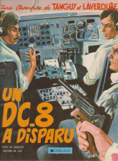 Tanguy et Laverdure -18b1984- Un DC-8 a disparu