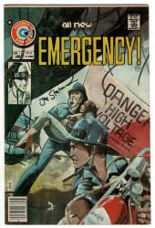 Emergency (Charlton - 1976) -1- Hot Cargo