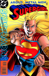 Showcase '95 (DC comics - 1995) -2- Issue # 2
