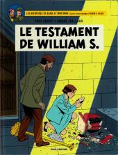 Blake et Mortimer (Les Aventures de) -24a2019- Le Testament de William S.
