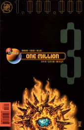 DC One Million (DC comics - 1998) -3- Solaris Rising