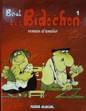Les bidochon -1b2012- roman d'amour