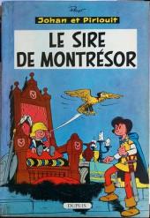 Johan et Pirlouit -8'- Le sire de Montrésor