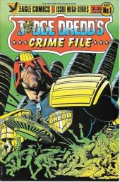Judge Dredd's Crime File -1- Issue 1
