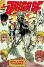 Brigade (1992) -1- Sabotage