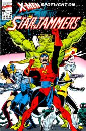 X-Men Spotlight on Starjammers (1990) -1- Phalkon quest part1