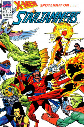 X-Men Spotlight on Starjammers (1990) -2- Phalkon quest part2