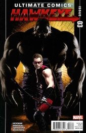 Ultimate Hawkeye (2011) -3- Part 3 of 4
