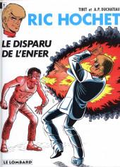 Ric Hochet -39b1994- Le disparu de l'enfer