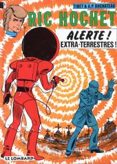 Ric Hochet -22d1995- Alerte ! Extra-terrestres
