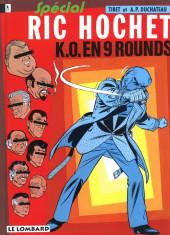 Ric Hochet -31c1995- K.O. en 9 rounds